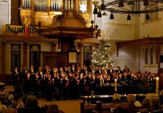 Kerstnachtdienst 2016 Grote Kerk